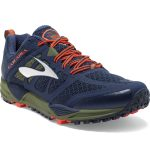 Brooks Men's Cascadia 11 Trail Running Shoes – Blue