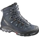 Salomon Womens Quest 4D 2 Gtx Backpacking Boots – Blue