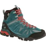 Merrell Womens Capra Mid Waterproof Hiking Boots, Dragonfly – Green