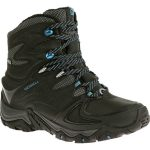 Merrell Women's Polarand 8 Waterproof Hiking Boots, Black – Black