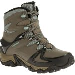 Merrell Womens Polarand 8 Waterproof Hiking Boots, Boulder – Brown