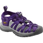 Keen Women's Whisper Sandals, Parachute/neutral Gray – Purple