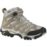 Merrell Women's Moab Ventilator Mid, Taupe – Brown