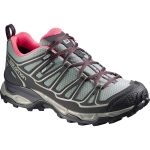 Salomon Women's X Ultra Prime Cs Wp Hiking Shoes – Black