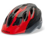 Giro Kids' Rascal Bike Helmet – Red