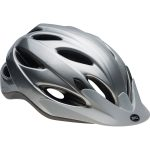 Bell Piston Bike Helmet, Titanium – Black
