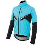 Pearl Izumi Mens Elite Softshell Jacket – Blue