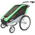 Thule Chariot Cheetah 1 Multi-Sport Trailer – Green