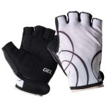 Ems Women's Gel Bike Gloves – White