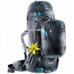 Deuter Women's Quantum 60 + 10 Sl Conversion Pack – Black