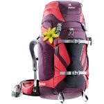 Deuter Rise Tour 40+ Sl Backpack – Purple