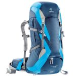 Deuter Women's Futura Pro 34 Sl Backpack – Blue