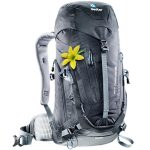 Deuter Women's Act Trail 22 Sl Backpack – Black