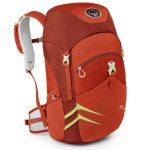 Osprey Kids' Jet 18 Daypack – Red