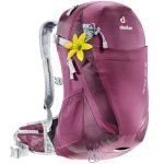 Deuter Women's Airlite 26 Sl Backpack – Purple