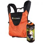 Bitybean Ultracompact Child Carrier – Orange