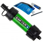Sawyer Mini Water Filter – Green