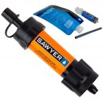 Sawyer Mini Water Filter – Orange