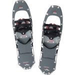 MSR Womens Lightning Ascent 25 Snowshoes, Gunmetal  – Black
