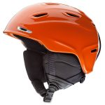 Smith Mens Aspect Helmet – Orange