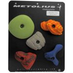 Metolius Greatest Hits Modular Climbing Holds 5-Pack