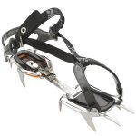 Black Diamond Contact With Abs Crampons – Black