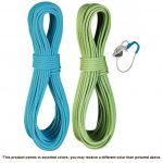 Edelrid Flycatcher 6.9 Mm X 60 M Climbing Rope Set With Micro Jul Belay Device