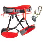 Black Diamond Momentum Ds Climbing Harness Package – Black