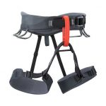 Black Diamond Momentum Climbing Harness – Black