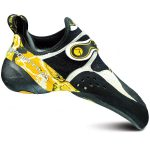 La Sportiva Men's Solution Climbing Shoes – White