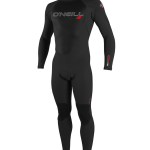 O'neill Men's Epic 3/2 Mm Wetsuit – Black – Size L