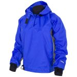 NRS Hooded Rio Top Paddle Jacket – Blue – Size XL