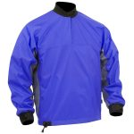 NRS Rio Top Paddle Jacket – Blue – Size XL