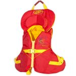 Stohlquist Nemo Child Life Vest, 30-50 Lb. – Red