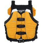 NRS Big Water V Youth PFD – Yellow