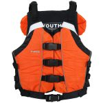 NRS Big Water V Youth PFD – Orange