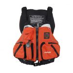 NRS cVest Mesh Back PFD – Orange