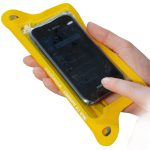 Sea To Summit Tpu Guide Waterproof Case For Smartphones – Yellow