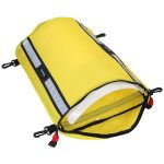 NRS Sea Kayak Mesh Deck Bag – Yellow