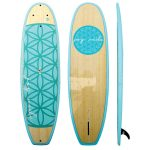"Boardworks Joyride Flow 9'11"" Yoga Stand Up Paddleboard  – Blue"