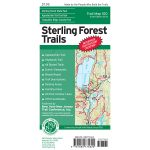 Ny-Nj Trail Conference Sterling Forest Trails Map