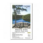 Long And Ell Ponds Trail Map, Ri
