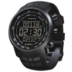 Suunto Elementum Terra Watch, Black Rubber