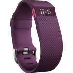 Fitbit Charge Hr Wireless Activity Tracker – Purple