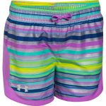 Under Armour Girls Stunner Novelty Shorts – Purple