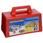 Paricon Kids Snow And Sand Block Maker – Red