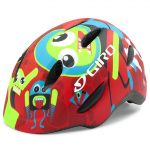 Giro Kids Scamp Helmet – Red