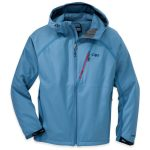 Outdoor Research Mens Mithril Jacket – Blue