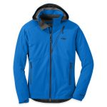 Outdoor Research Mens Linchpin Hooded Jacket – Blue