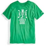 Ems Men's Techwick Sup Jersey Vital Graphic Tee – Green – Size L